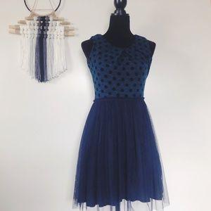 Anthropologie Weston Wear Dress Sasonger Tulle XS